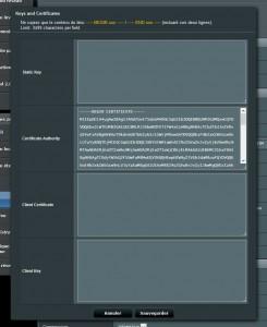 Ecran Keys and Certificates